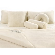 COUETTE 1 pers. LAINE MERINOS